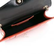 BVLGARI SERPENTI FOREVER Small Flap Cover Bag in  VULCAN OPAL BRUSHED METALLIC