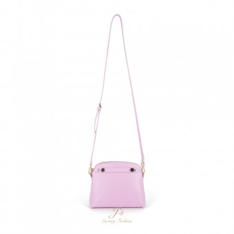 FURLA PIPER Mini Crossbody Bag in Glicine