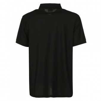 [Pre-Order] Burberry T-shirts and Polos in black short sleeves