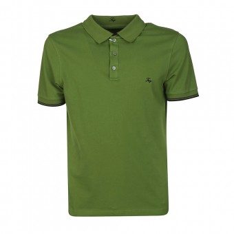 [Pre-Order]Fay T-shirts and Polos Green