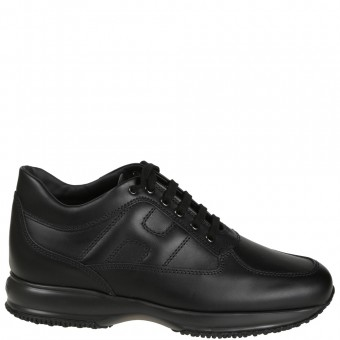 [Pre-Order]Hogan Flat shoes Black