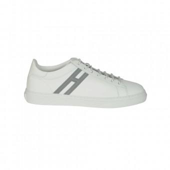 [Pre-Order]Hogan Flat shoes White