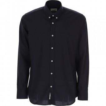 [Pre-Order]Brooksfield Shirts Blue