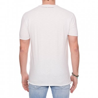 [Pre-Order]Daniele Alessandrini T-shirts and Polos White