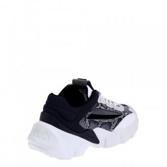 [Pre-Order]Fila Sneakers Red