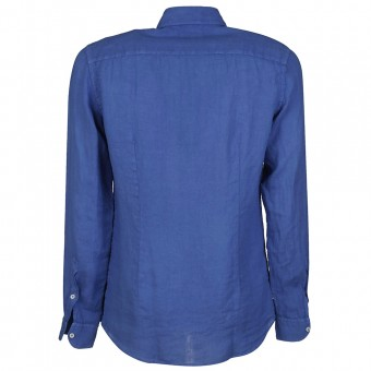 [Pre-Order]Fay Shirts Blue