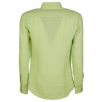 [Pre-Order]Fay Shirts Green