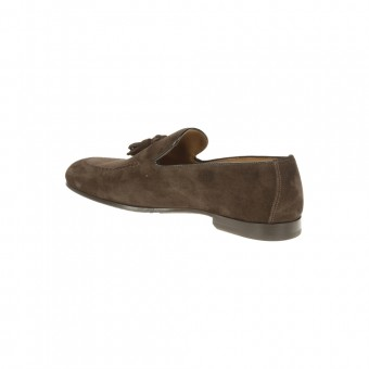 [Pre-Order]Doucal's Flat shoes Brown