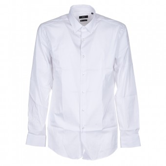 [Pre-Order]Hugo Boss Shirts White