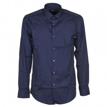 [Pre-Order]Hugo Boss Shirts Blue