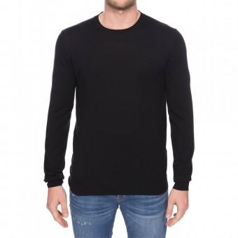 [Pre-Order]Paolo Pecora Sweaters Black