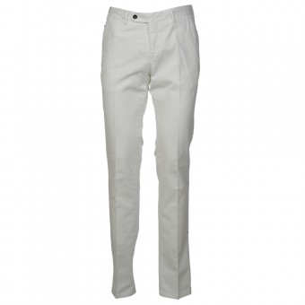 [Pre-Order]PT01 Trousers White