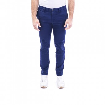 [Pre-Order]Re-Hash Trousers Blue