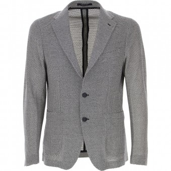 [Pre-Order]Tagliatore Jackets Grey