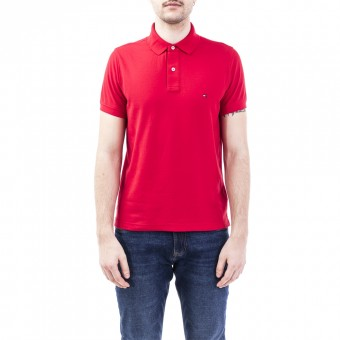 [Pre-Order]Tommy Hilfiger T-shirts and Polos Red