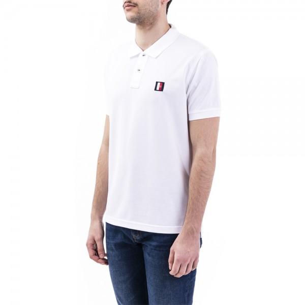 [Pre-Order]Tommy Hilfiger T-shirts and Polos White